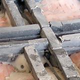 Costruzione 58 - Completamento del reticolo murario e riempitura delle volte